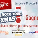 Jeu Rock Your Xmas sur Poptastic Radio