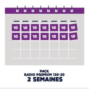 Pub radio premium 120 plus 20