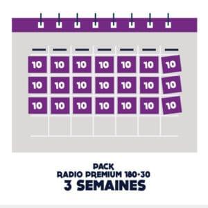 Pub radio premium 180 plus 30