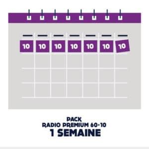 Pub radio premium 60 plus 10