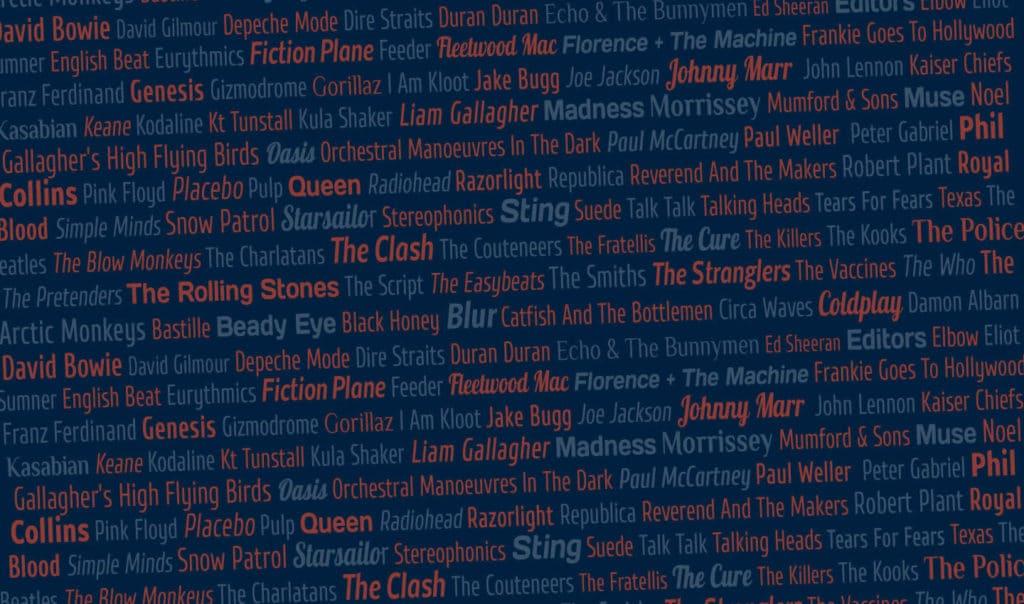 Top 10 des énormes titres rock britanniques