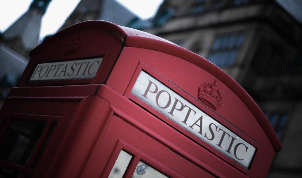 Contacter Poptastic Radio