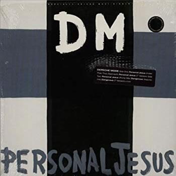Depeche Mode - Personal Jesus pub Peugeot