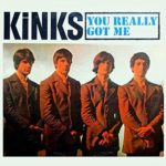 The Kinks - You Really Got Me pub Mr Bricolage