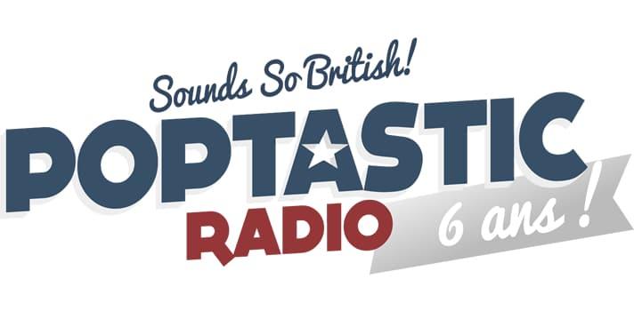 Poptastic Radio 6 ans