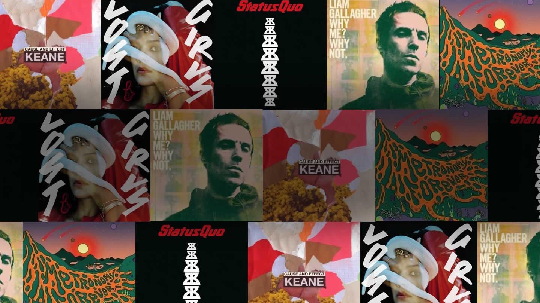 Les 5 albums rock anglais de la rentrée 2019
