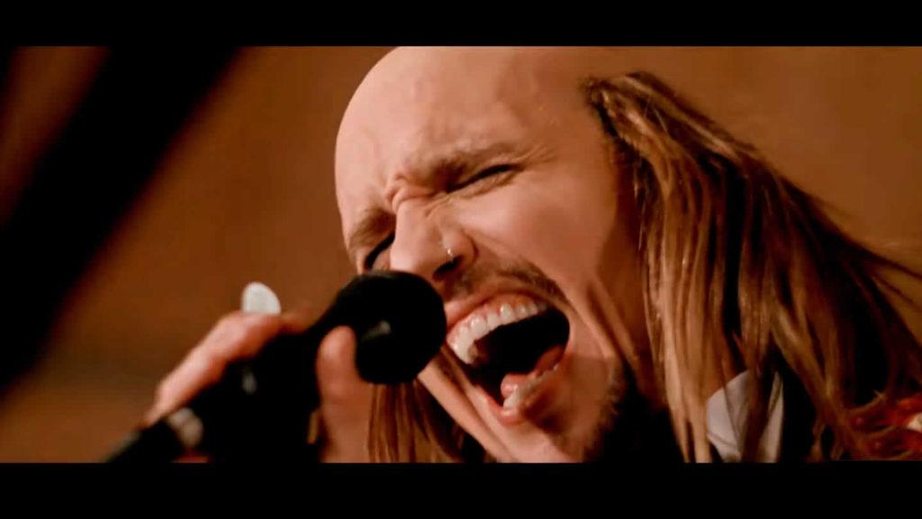 Nouveau clip The Darkness le rock doit mourir