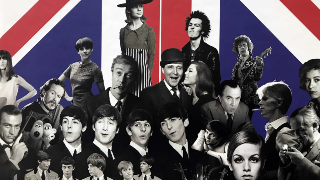 Coffret livre dvd British Invasion