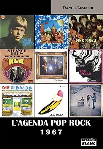 Daniel Lesueur - l'agenda pop rock 1967