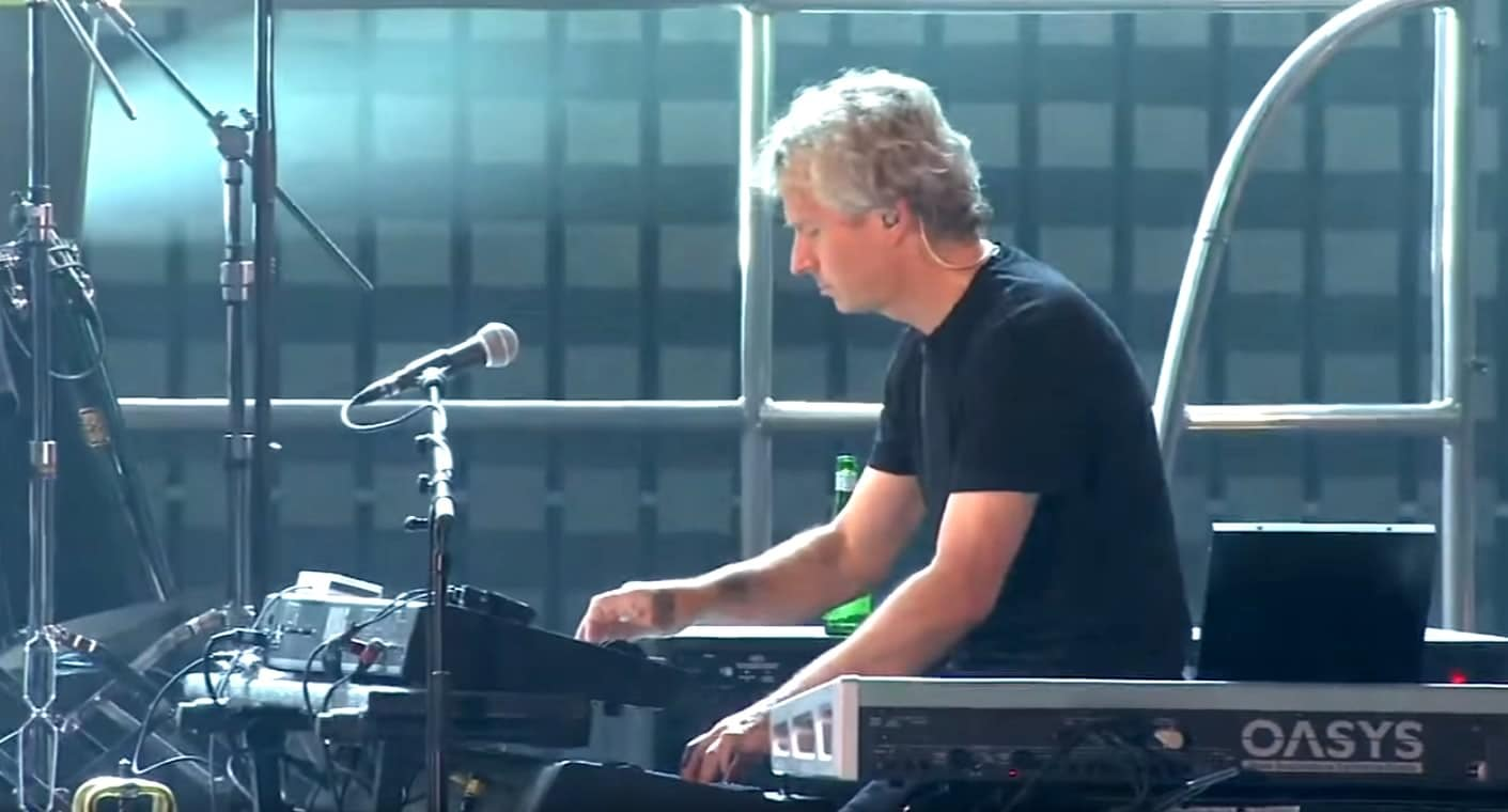 Genesis reformation Tony Banks