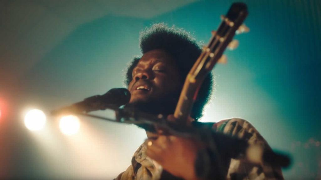 Le son vintage du nouvel album de Michael Kiwanuka