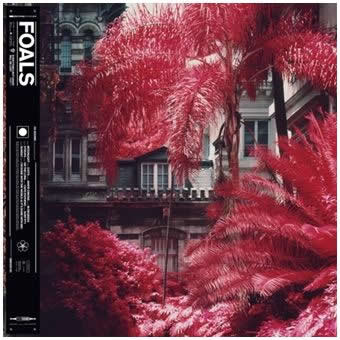 Album des Foals everything not saved will be lost
