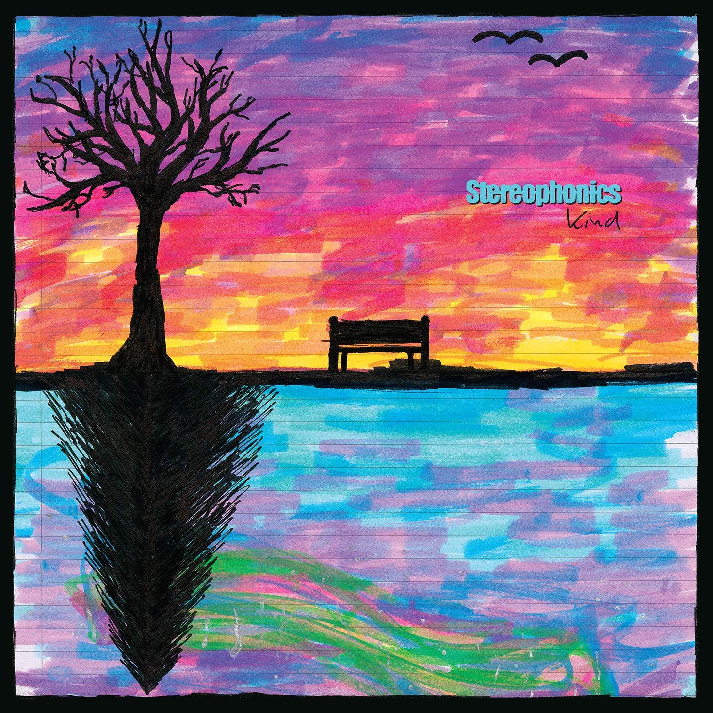 Dernier album du groupe anglais Stereophonics