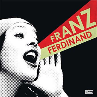 Groupe anglais Franz Ferdinand album You could have it so much better