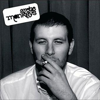 Groupe rock anglais Arctic Monkeys