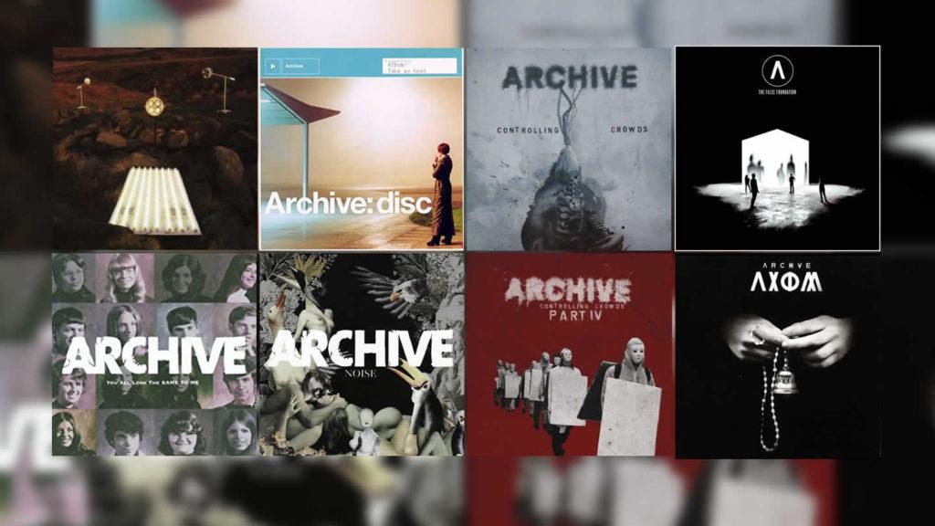 Le groupe anglais Archive, 25 ans déjà