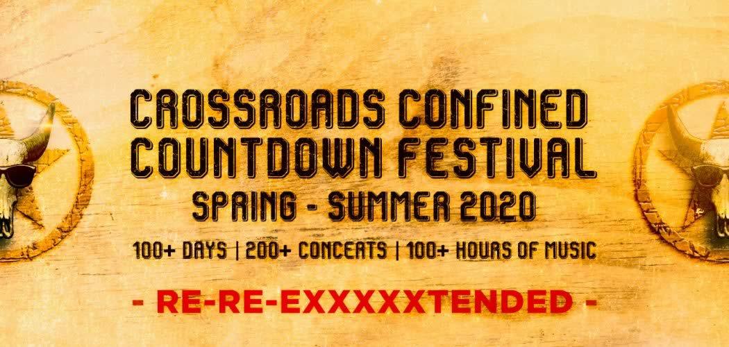 Crossroads confined festival