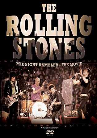 Dvd Rolling Stones Midnight Rambler the movie