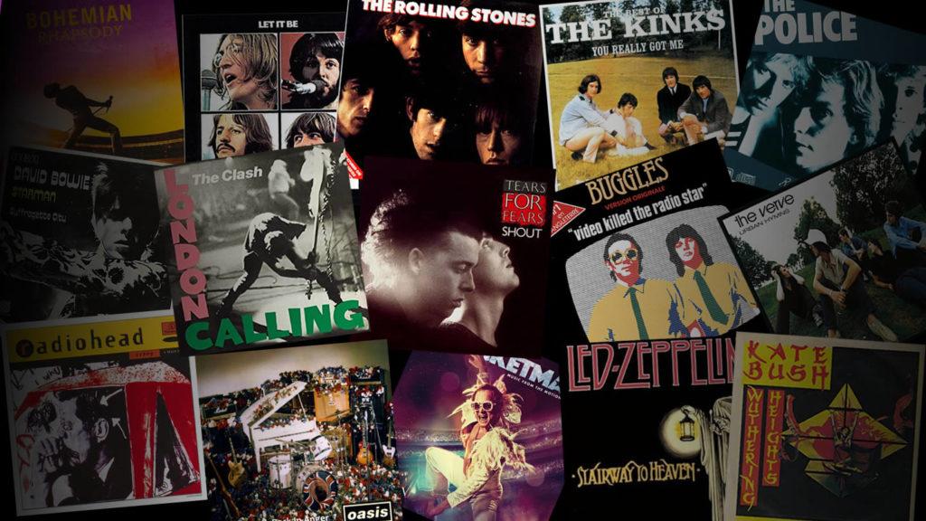 15 titres rock anglais incontournables pour les francais