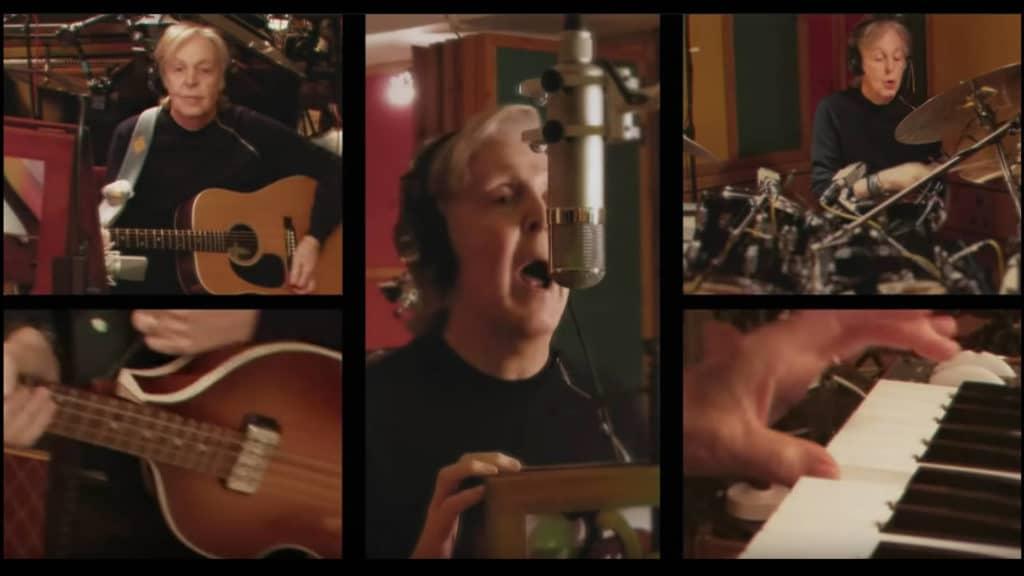 Pourquoi le dernier album solo de McCartney est un événement