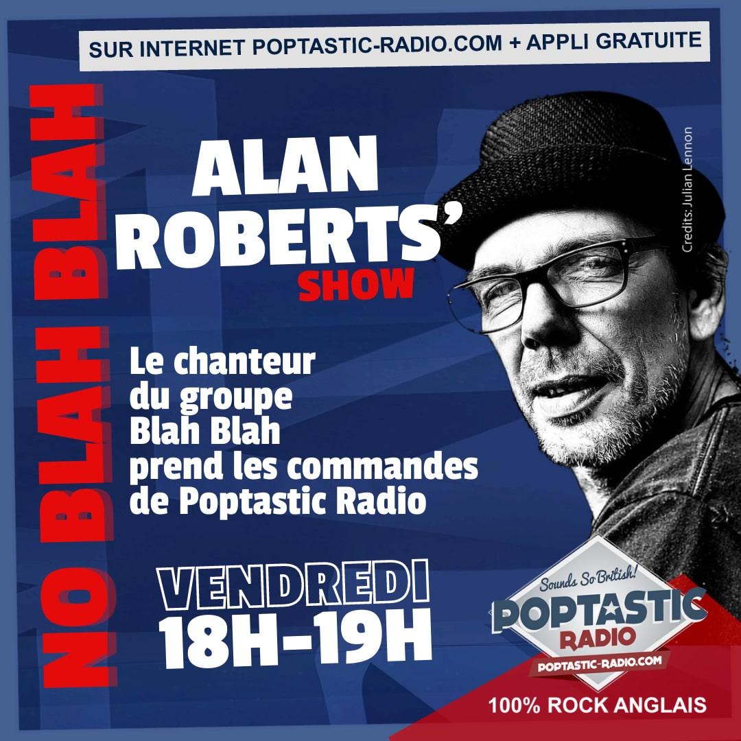 Poptastic Alan Roberts'show