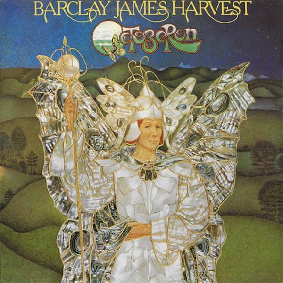 Barclay James Harvest album Octoberon