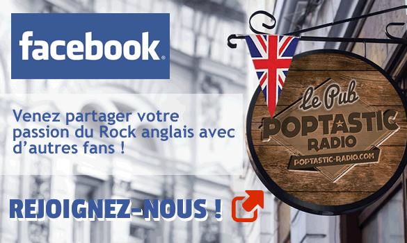 Groupe Facebook Poptastic Radio