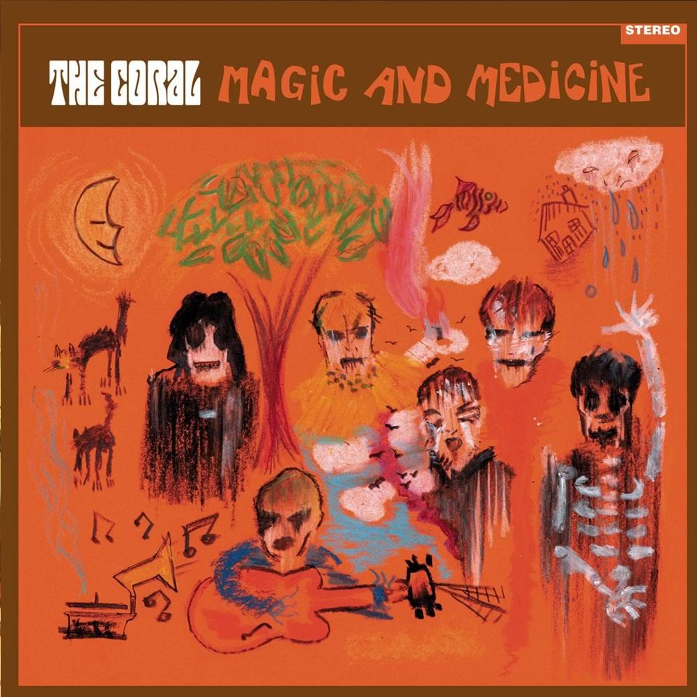 The Coral album Magic and Medicine