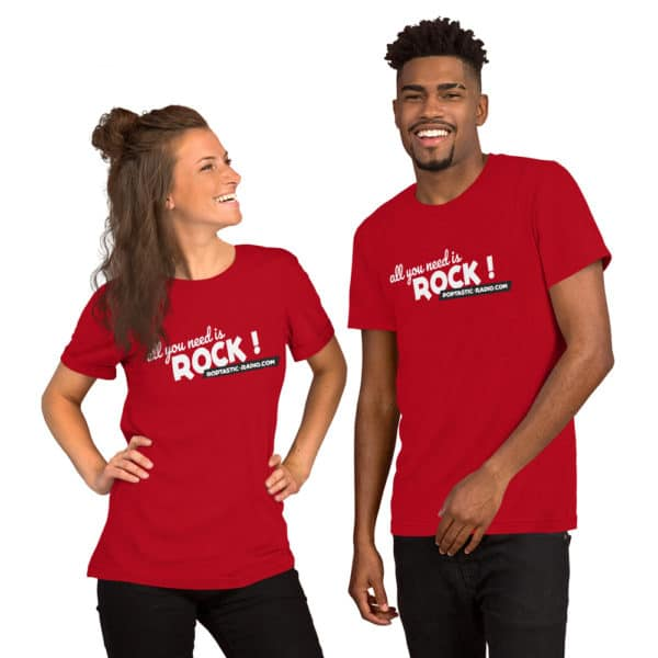 Unisex premium t shirt red front 60d8b9f821b2b.jpg