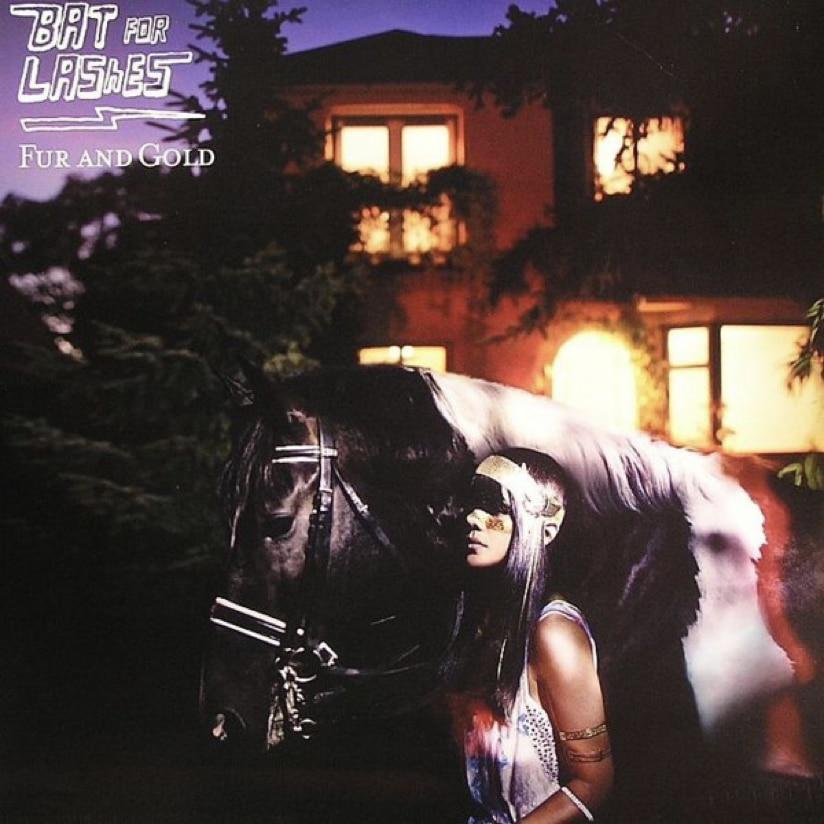 "Album de Bat For Lashes ""Fur and Gold"""