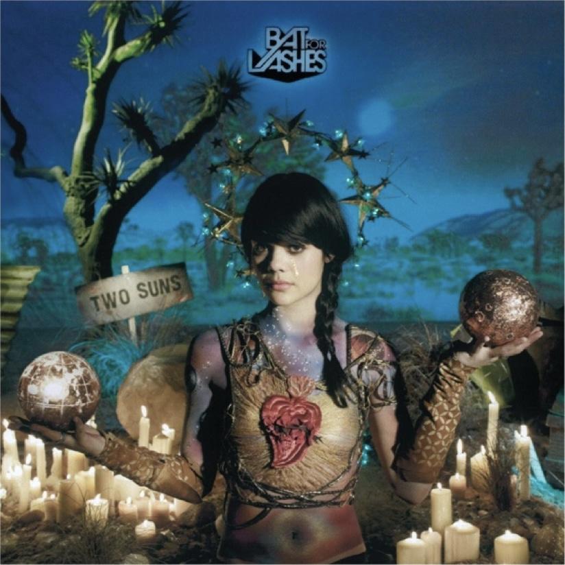 """Album de Bat For Lashes """"Two suns"""""""