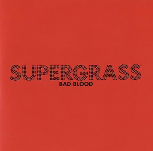 Supergrass raretés