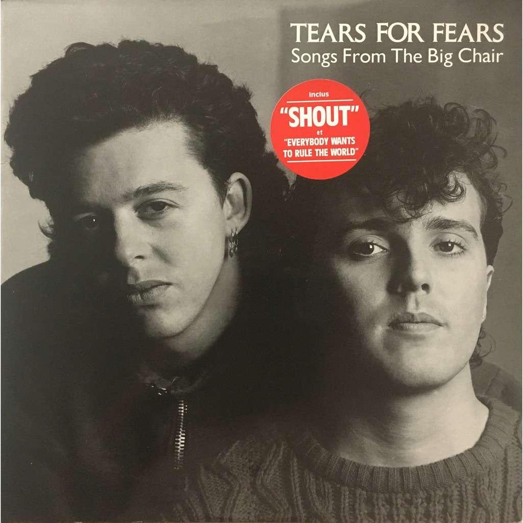 Tears For Fears raretés